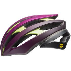 Bell Stratus MIPS Helmet mat plum/pear/black